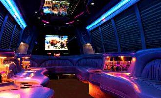 18 Passenger Party Bus Rental Phoenix