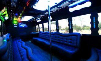 40 People Party Bus Phoenix