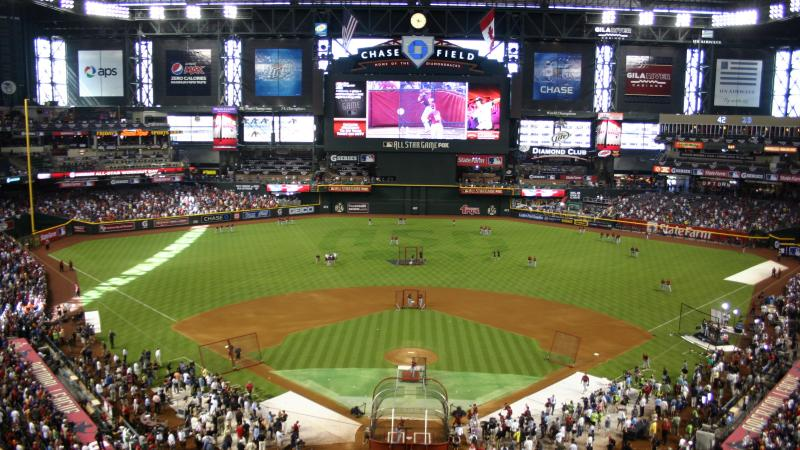 Party Bus Service Phoenix Chase Field