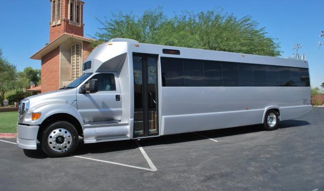 Phoenix 40 Person Shuttle Bus