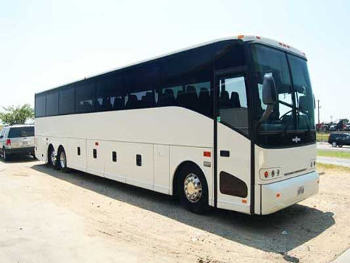 Phoenix 56 Passenger Charter Bus